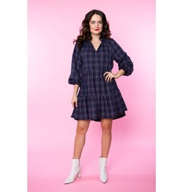 Crosby By Mollie Burch Belle Dress in Tartan