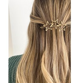 ALV Jewels Star Trio Hair Clip