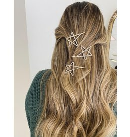 ALV Jewels Star Girl Hair Clip