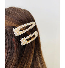 ALV Jewels Pearl Hair Clip