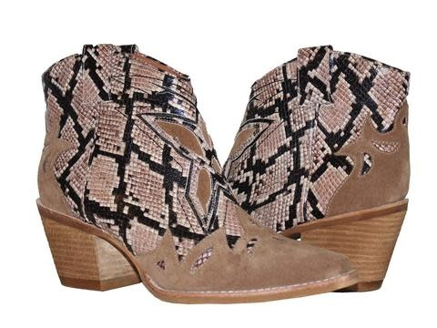 Jeffrey Campbell Tooney Western Boot