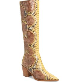 Sam Edelman Lindsey Knee High Yellow Boot