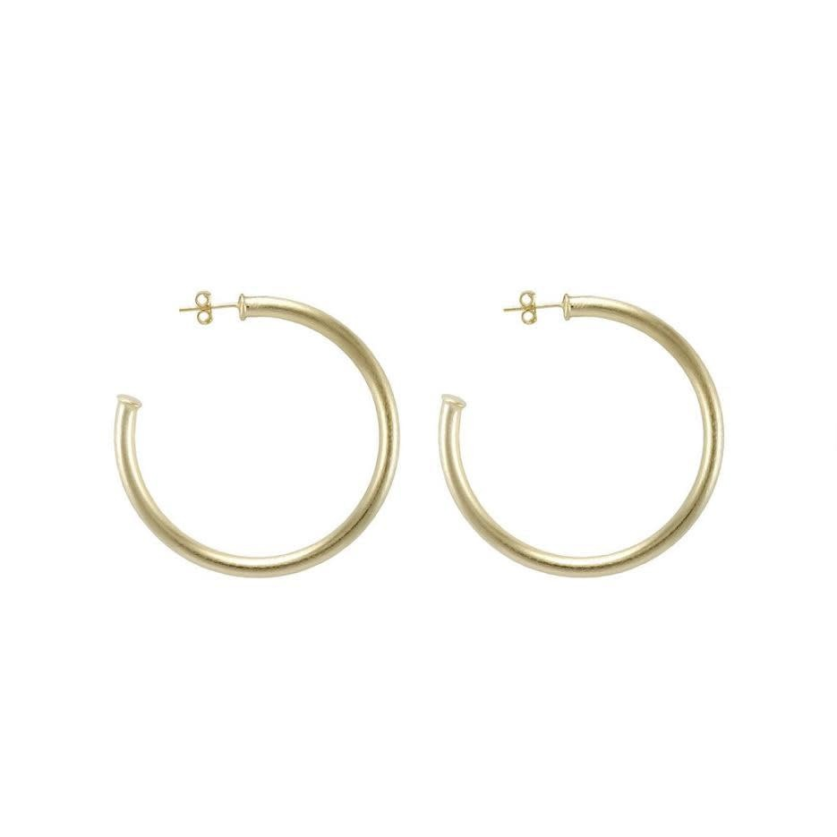 Sheila Fajl Petite Everybody's Favorite Hoops Gold