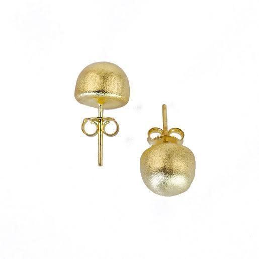 Sheila Fajl Lilou Little Gold Ball Stud Earring