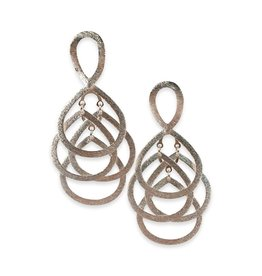 Sheila Fajl Nia Earrings Silver