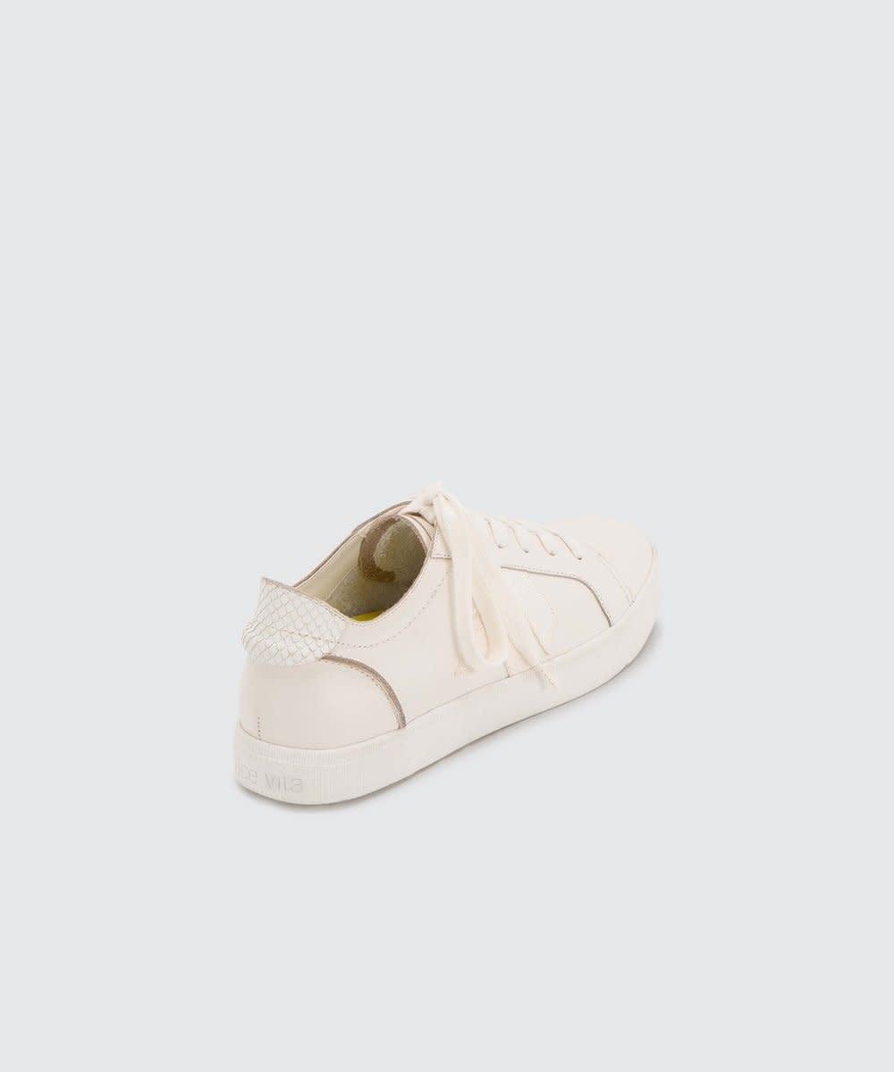 Dolce Vita Zaga White Sneaker