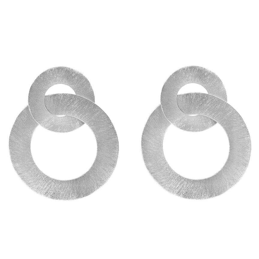 Sheila Fajl Anna Earrings Silver