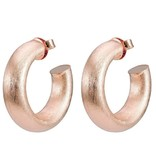 Sheila Fajl Small Chantal Hoops Champagne