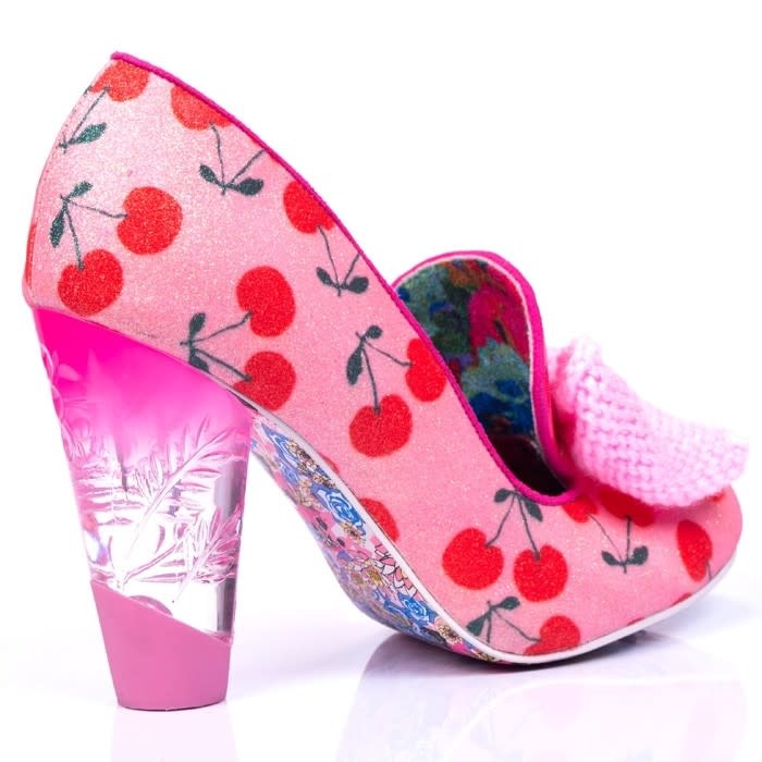 Irregular Choice Bowtiful Cherry