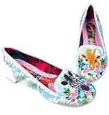 Irregular Choice Savannah Flat