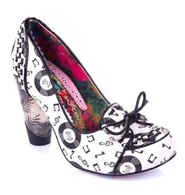 Irregular Choice Rocko Pump