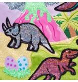 Irregular Choice Tonkasaurus Rex Travel Bag