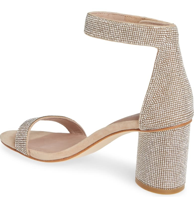 Jeffrey Campbell Laura Ankle Strap Sandal