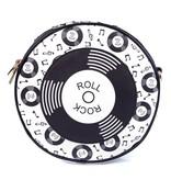 Irregular Choice Rocko Roller Bag