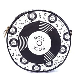 Irregular Choice Rocko Roller Bag
