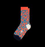 Fun Socks Women's Leopard Print Socks