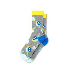 Fun Socks Women's Dreidel Socks