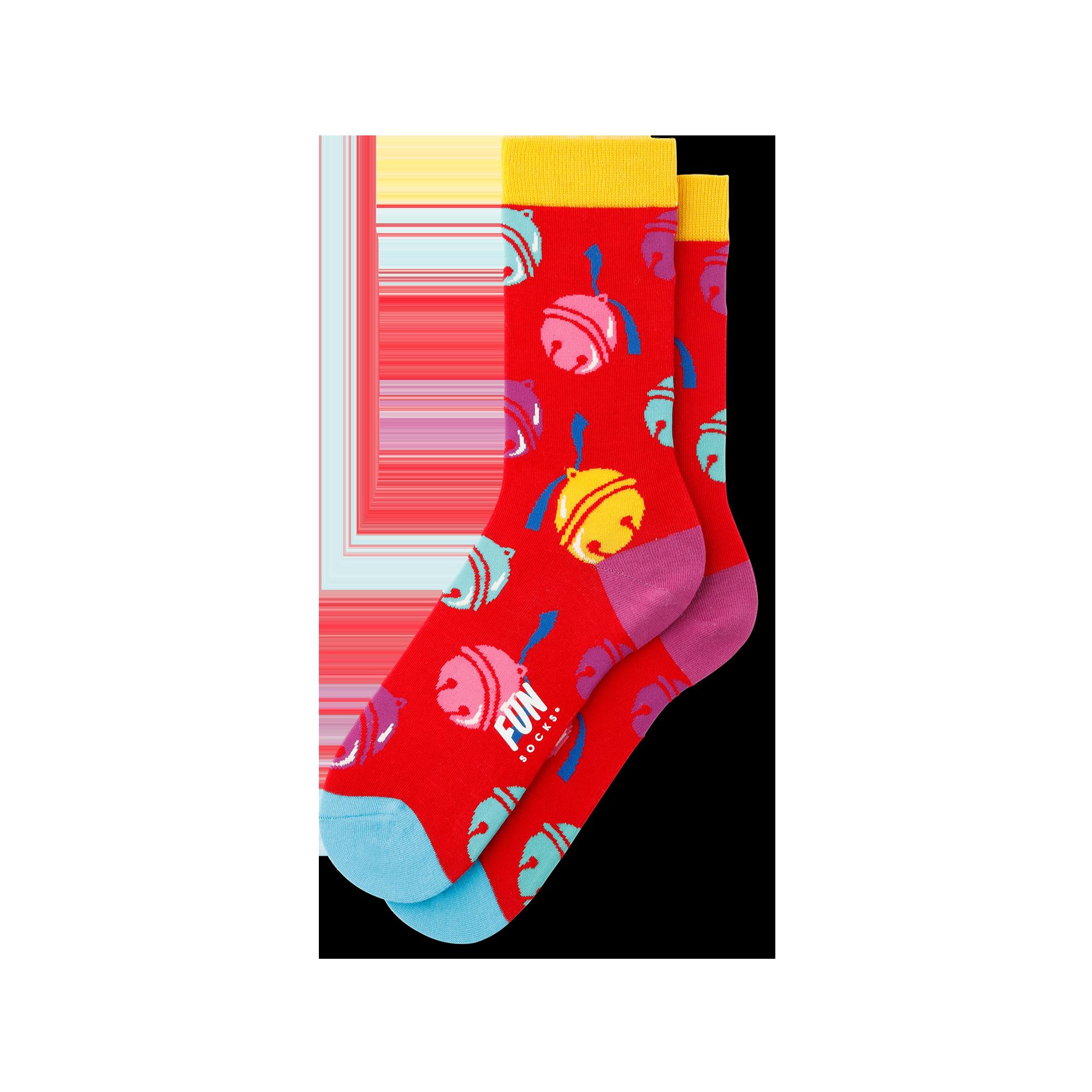 Women's Jingle Bell Socks