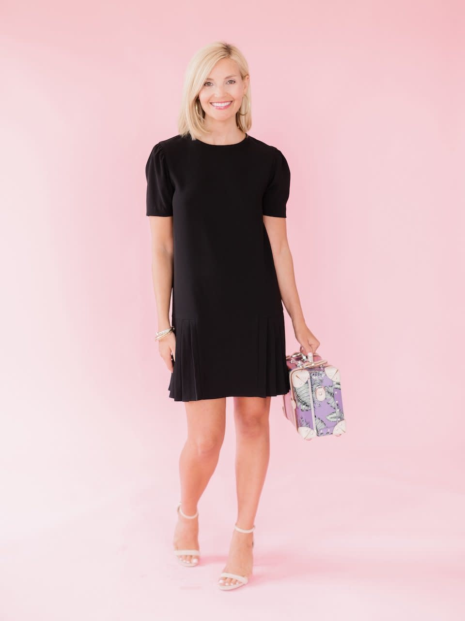 La Roque Wimbly  Dress in Black