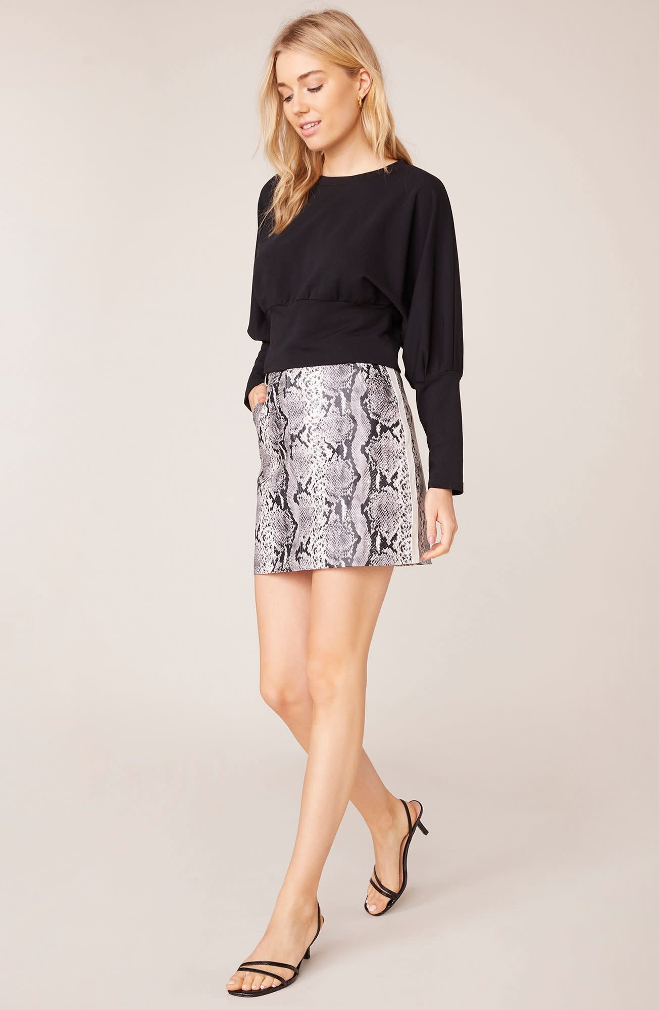 BB Dakota Python The Prowl Mini Skirt
