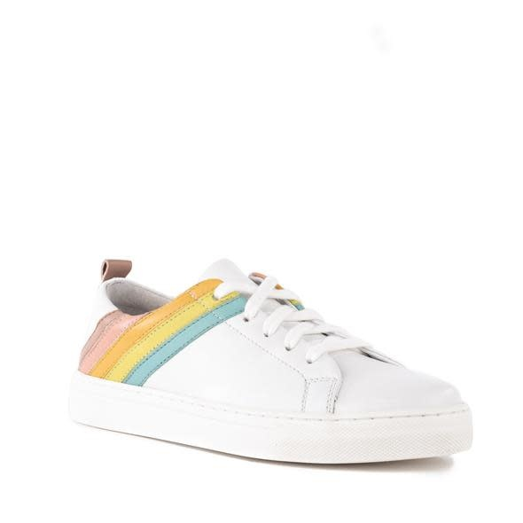 Seychelles Stand Out Leather Sneaker