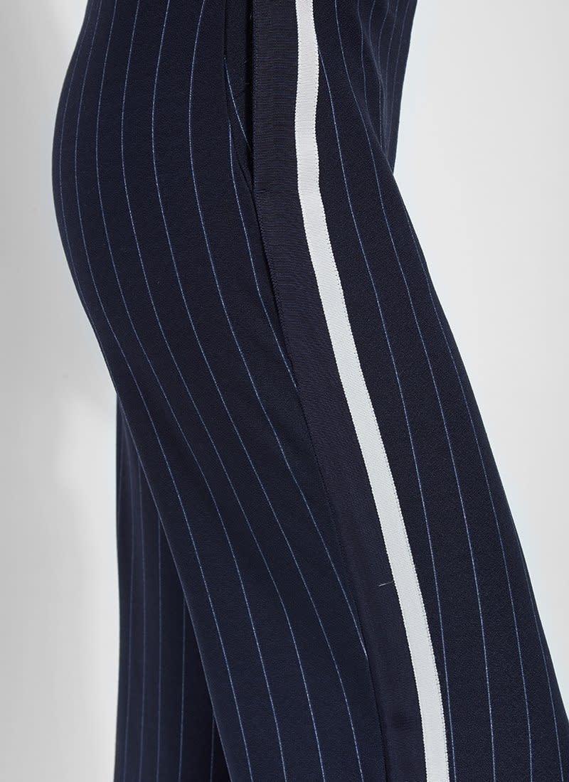 Lysse Dorsey Pant Grosgrain Printed Anchor Stripe