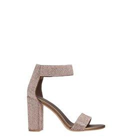 Jeffrey Campbell LIndsay Ankle Strap Sandal Bronze