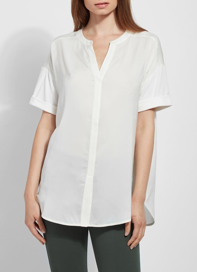 Lysse Leah Off White Top