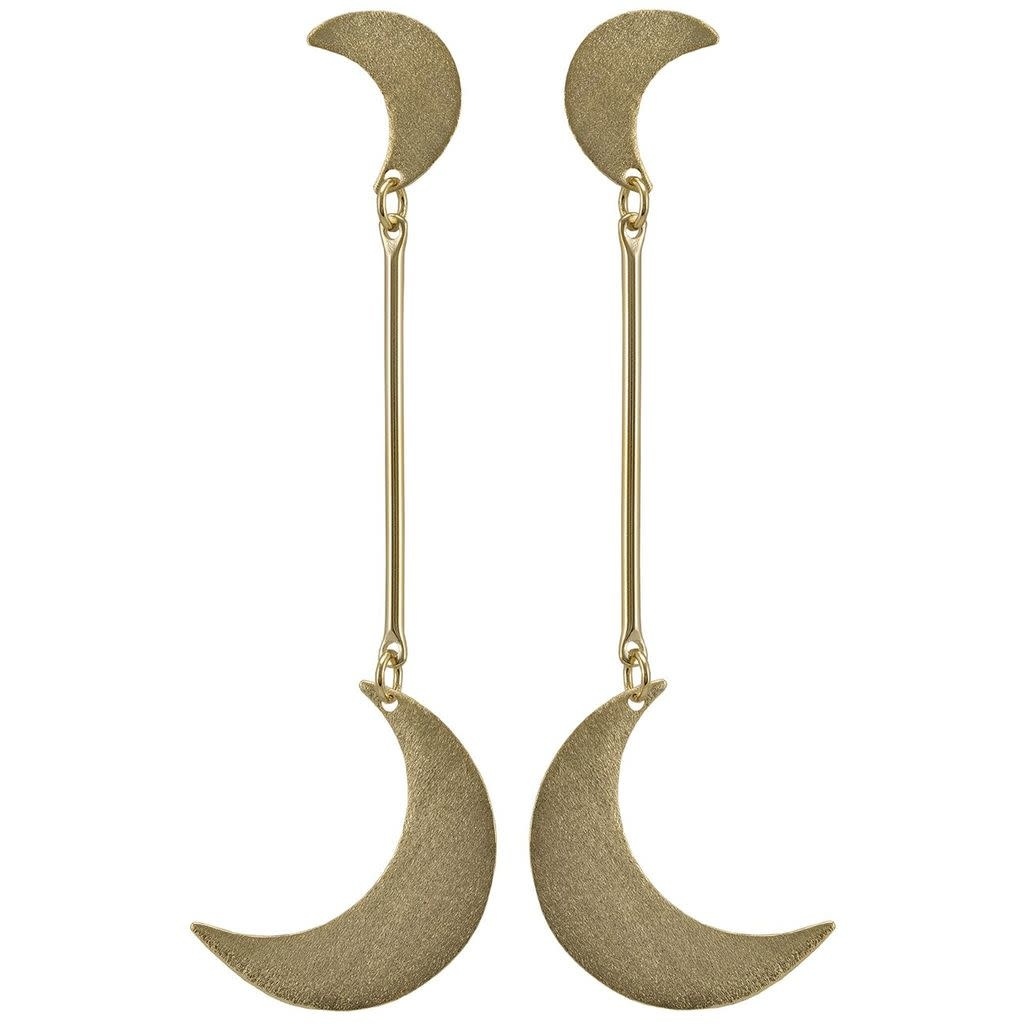 Sheila Fajl Manduka Earrings 18K Gold