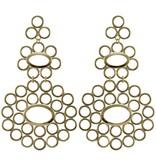 Sheila Fajl Galit Earrings Gold