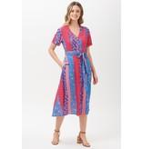 Sugarhill Brighton Cassidy Bloomin Lovely Floral Midi Dress