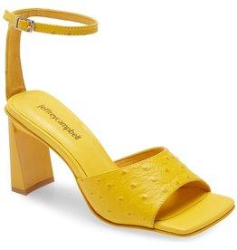 Jeffrey Campbell Skylar-2 Yellow Sandal
