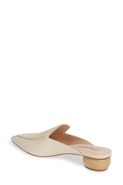 Jeffrey Campbell Vionit Beige Pointed Toe Mule