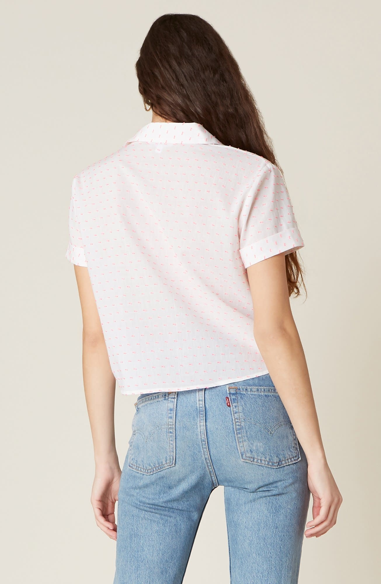 BB Dakota Dippin Dots Shirt