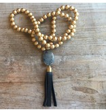 Del Mar Tassel Necklace