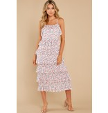 MINKPINK Heat Wave Midi Dress