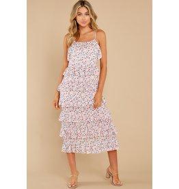 MINKPINK Heat Wave Midi Dress
