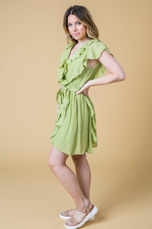 MINKPINK Fooling Around Mini Dress