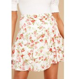 MINKPINK Uncharted Heart MIni Skirt