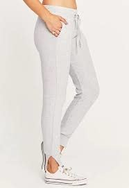 Project Social T Mawbee Cozy Pant Grey