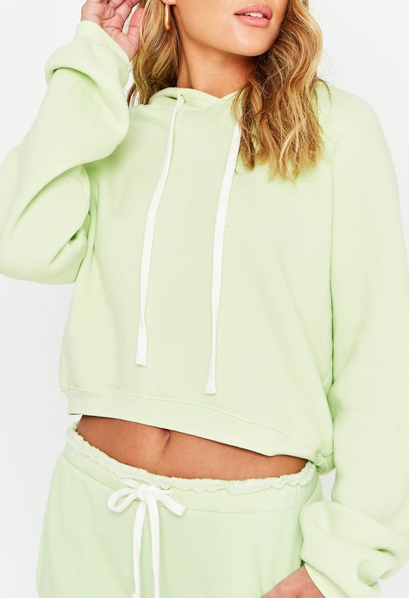Project Social T Ultraviolet Hoodie Limesicle