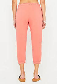 Project Social T Ultraviolet Pant Peach Blossom
