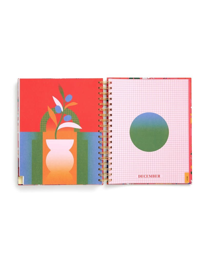 Ban.do 17 Month Planner, Large