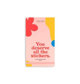 Ban.do Sticker Book Issue 6