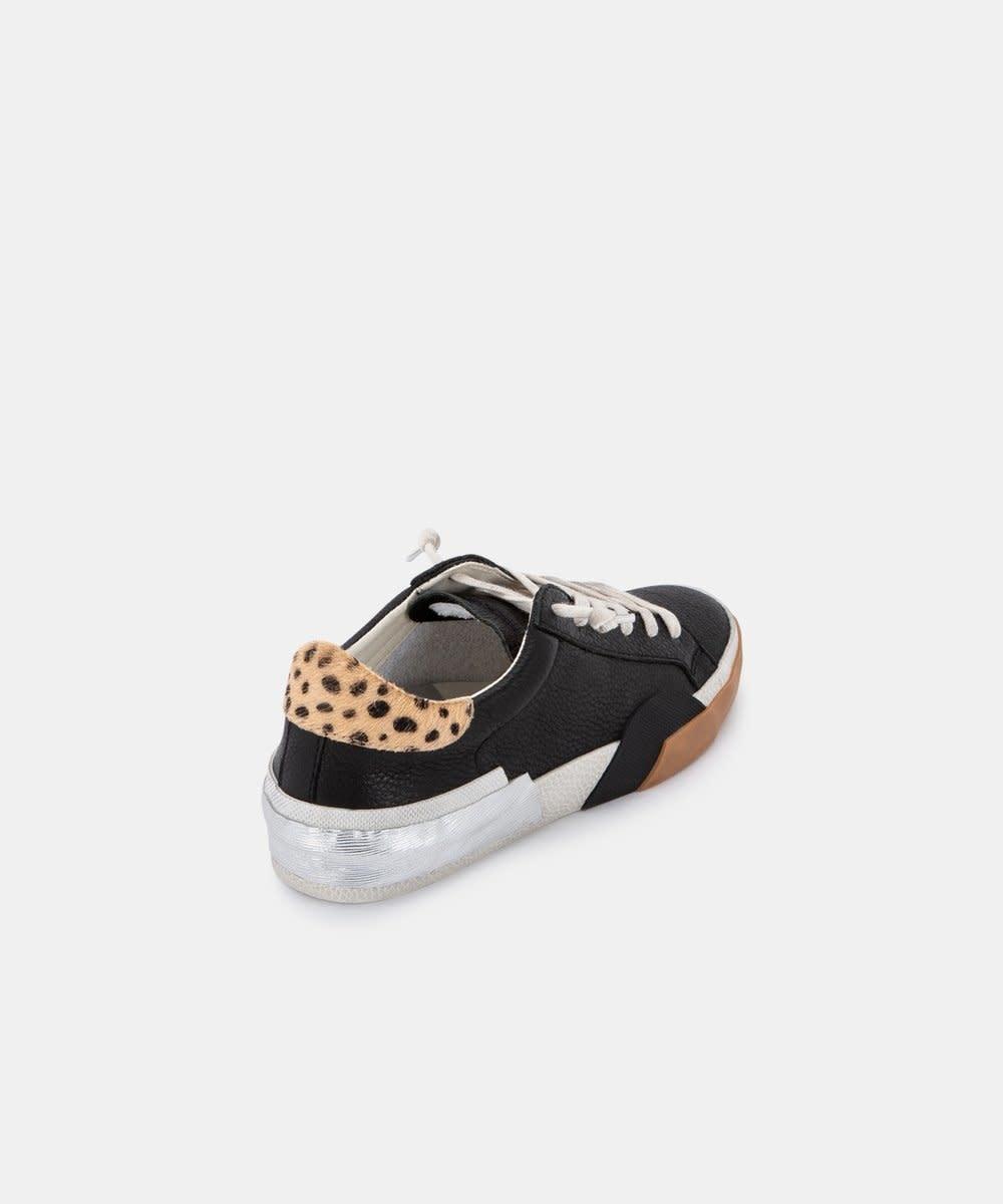 Dolce Vita Zina Black Sneaker