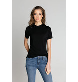 S'edge Apparel London Crew Neck Tee Black