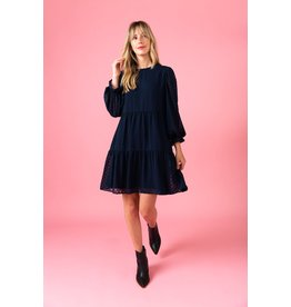 Crosby By Mollie Burch Nightfall Kirby Dress