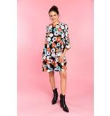 Crosby By Mollie Burch Floral  Kirby Dress
