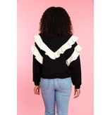 Crosby By Mollie Burch Black/Ivory Oliver Jumper