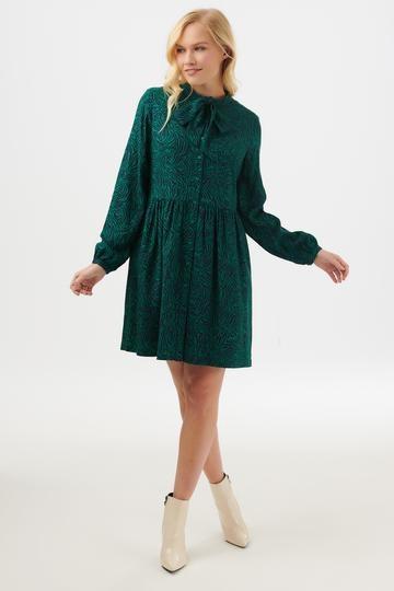 Sugarhill Brighton Winna Wild NIghts Smock Dress